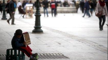 Ένα στα τέσσερα παιδιά στην Ευρώπη ζει στα όρια της φτώχιας