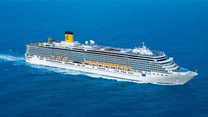 """Το πρώτο κρουαζιερόπλοιο που θα """"δέσει"""", στο Ηράκλειο, τη νέα χρονιά!"""