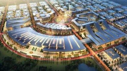 Ανοίγει το μεγαλύτερο εμπορικό κέντρο του κόσμου