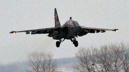 Συνετρίβη ρωσικό μαχητικό - Νεκρός ο πιλότος