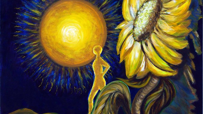 Έκθεση ζωγραφικής «Μορφή στα όνειρα» της Ολυμπίας Μπέη