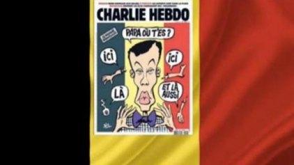 Σοκαριστικό σκίτσο του Charlie Hebdo για τα θύματα των Βρυξελλών