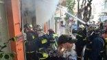 Η φωτιά ισοπέδωσε το κατάστημα - Κάηκαν τα πάντα