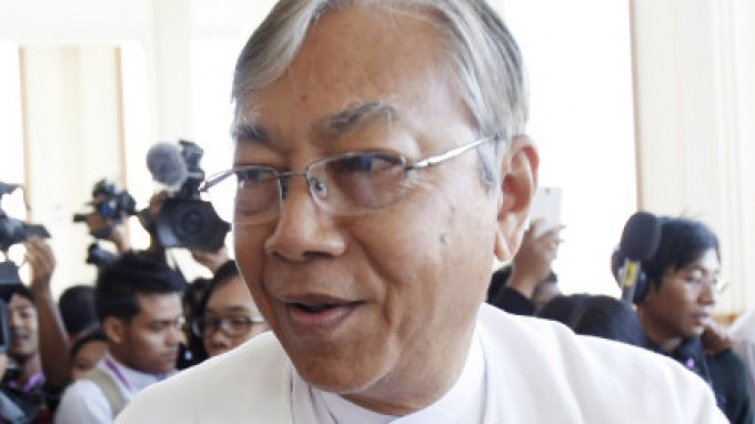 Αλλαγή σελίδας στη Μιανμάρ