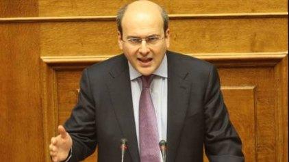 Χατζηδάκης: Εντός 20 ημερών θα κατατεθεί το νομοσχέδιο για τους πλειστηριασμούς