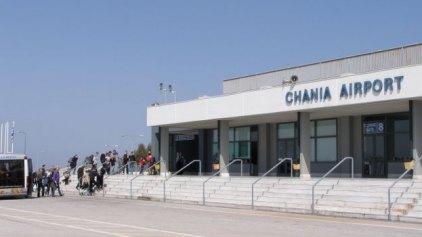 Διπλάσιες οι αφίξεις στο αεροδρόμιο Χανίων τη φετινή εορταστική περίοδο