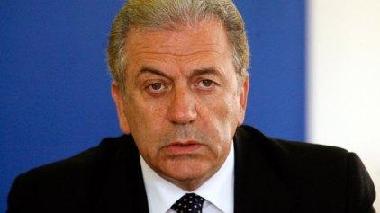 """Αβραμόπουλος: """"Με τα σημερινά πολιτικά δεδομένα δεν τίθεται θέμα συνεργασίας ΝΔ - ΣΥΡΙΖΑ"""""""