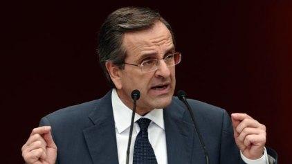 Σαμαράς: Το «ναι» στο δημοψήφισμα είναι «ναι» στο ευρώ