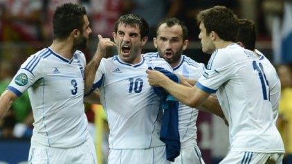 Η Ελλάδα στο Euro 2012