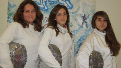 Στο Πανελλήνιο Ξιφασκίας τρεις αθλήτριες της ΓΕΗ