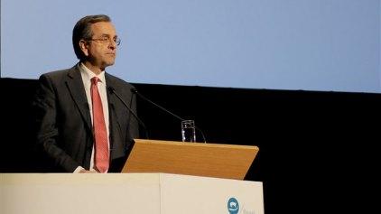 Σαμαράς: Η ηγεσία της Χρυσής Αυγής θα δικαστεί για εγκληματικές ενέργειες