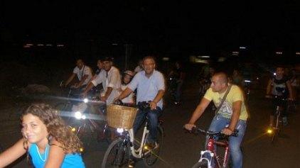 Βραδυνή ποδηλατοβόλτα κάθε Παρασκευή και ανοιχτό κάλεσμα σε όλους!