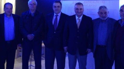 Άρωμα Κρήτης στο προσυνέδριο της ΝΔ στο βόρειο Αιγαίο