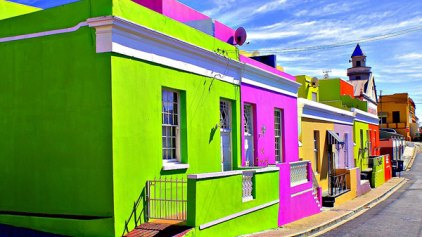 Καλωσήρθατε στην πιο «χρωματιστή» γειτονιά!