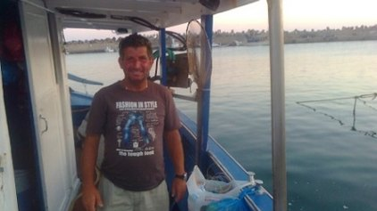 'Eνας ψαράς με οικολογική συνείδηση!