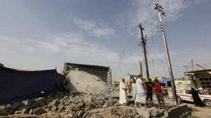 Δώδεκα νεκροί από βόμβα σε γήπεδο στο Ιράκ