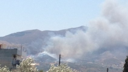 Ο απολογισμός της φωτιάς στη Μεσαρά: 'Εγιναν στάχτη 16.350 στρέμματα!