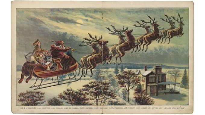 Άραγε, υπάρχει Άγιος Βασίλης ;