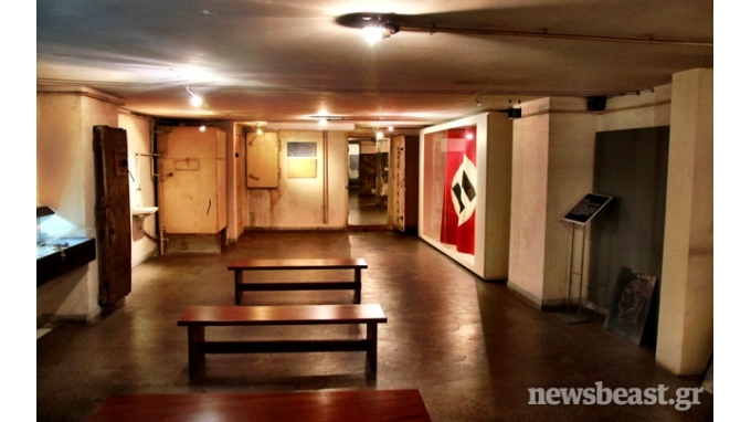 Ένα μνημείο της ναζιστικής θηριωδίας στην καρδιά της Αθήνας