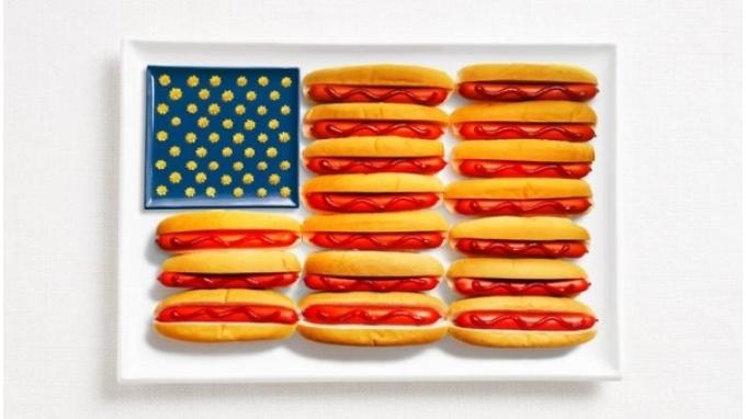 Σημαίες ... που τρώγονται!
