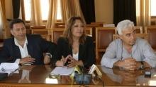 Κεντρική ομιλία για τη Μόνα Αμανατίδου