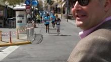 """Βαμιεδάκης: Ανάγκη να αξιοποιούνται διοργανώσεις όπως το """"Run Greece"""""""