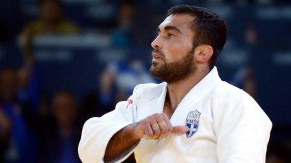 Χάλκινος ο Ηλιάδης στο παγκόσμιο πρωτάθλημα!
