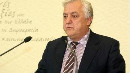 Σταθερή η κατάσταση του Αλέκου Παπαδόπουλου