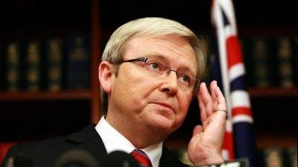 Σε συνεχή πτώση η δημοτικότητα του Αυστραλού πρωθυπουργού