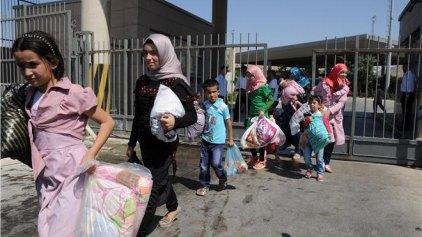 ΟΗΕ: Ξεπέρασαν τα δύο εκατ. οι πρόσφυγες από τη Συρία