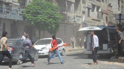 Βομβαρδισμός σε σχολείο - Νεκροί μαθητές και καθηγητές!