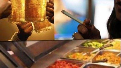 Φαγητό, ποτό, κάπνισμα: Ποιος λαός ξοδεύει τα περισσότερα;