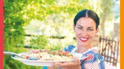 Η Ελένη Ψυχούλη μαγειρεύει του καλού καιρού!