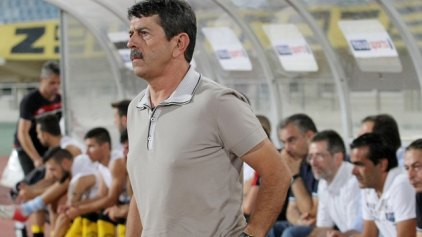Πετράκης: «Μας ενδιαφέρει η διάκριση στο Κύπελλο»