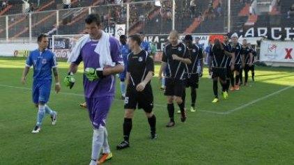 Επιτέλους νίκη για τον ΟΦΗ 0-1 την Καλλιθέα στο Ελ Πάσο