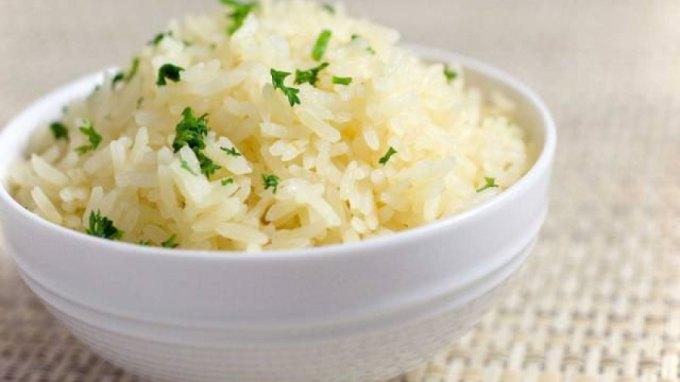 Ρύζι ποτέ ξανά λασπωμένο με ένα απλό μυστικό