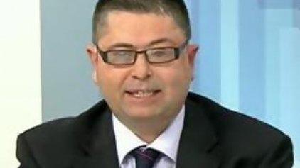 Η ΝΔ διέγραψε τον δικηγόρο του Ηλία Κασιδιάρη