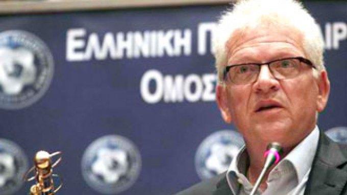 Στην Ζυρίχη για την συνεδρίαση της FIFA ο Γ. Σαρρής