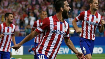 Champions League: Θρίαμβοι για Ατλέτικο και Άρσεναλ