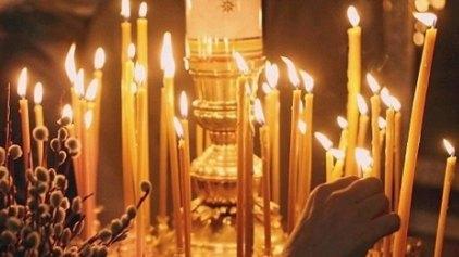 Θεία λειτουργία στη Ροδιά