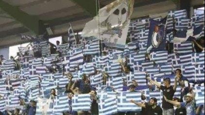 «Γαλανόλευκο» το γήπεδο κόντρα σε Τούρκους