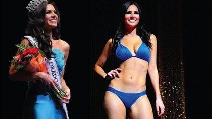 Μια Ελληνοαμερικανίδα... «Miss Colorado 2014»