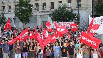 ΑΝΤΑΡΣΥΑ: Αντιεργασιακό πραξικόπημα από την κυβέρνηση
