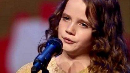 9χρονο... ταλέντο στο τραγούδι!