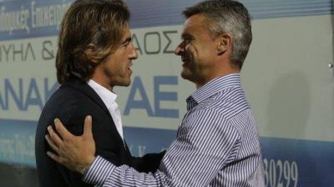 Σα Πίντο: «Χρειάζεται ηρεμία» - Βαζέχα: «Μας ακυρώθηκε κανονικό γκολ»