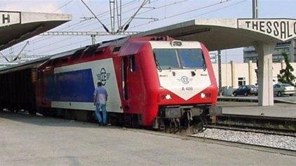 Φριχτό... Διαμελίστηκε από διερχόμενο τρένο!