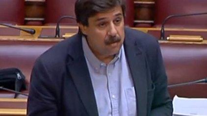 Ενημέρωση στον αναπληρωτή Υπουργό για τη Δημόσια Υγεία στην Κρήτη