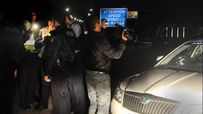 Συμπλοκή με τους Αλβανούς δραπέτες στο Γράμμο: Πυροβόλησαν με Καλάσνικοφ εναντίον των αστυνομικών
