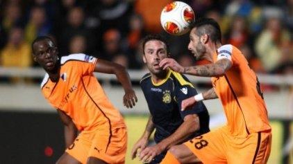 Europa League: «Αντίο» από Απόλλωνα, πολύ δύσκολα για ΑΠΟΕΛ
