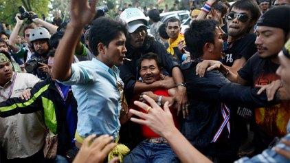 Πυροβολισμοί με έναν νεκρό στην Ταϊλάνδη
